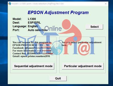 تنزيل برنامج تصفير طابعة ايبسون L220 : Free Download Epson ...