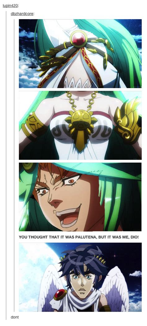 Dio Meme - image 774973 it was me dio know your meme