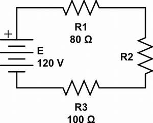 Calculating Resistance Of Unknown Resistor  Total Current And Voltage Across Each Resistor