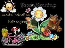 Kleiner Guten Morgen Gruß für dich Good morning greeting