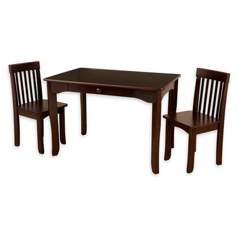 kidkraft avalon desk and chair set kidkraft 174 avalon table and chair set 170708 kid s