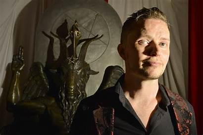 Lucien Greaves Temple Satanic Satan Leader Hail