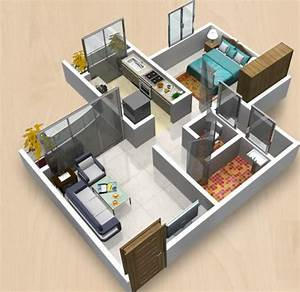 interior design for 1 bhk flat contractorbhai With 1 bhk home interior ideas