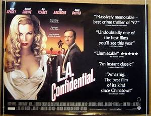 L.A. Confidential - Original Cinema Movie Poster From ...