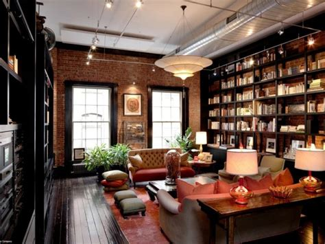 Tribeca Loft Mansion Has Million Dollar Style by Tribeca Loft Mansion Has Million Dollar Style Interior