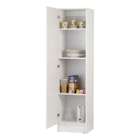 Laundry Cupboards Bunnings by Bedford 450mm White 1 Door Pantry Things To Buy