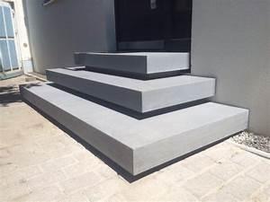 Treppenstufen Außen Beton : bildergebnis f r treppenstufen beton au en selbst machen garten ~ Frokenaadalensverden.com Haus und Dekorationen
