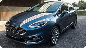 Ford Fiesta Vignale : 2019 ford fiesta vignale led light chroma blue 4k youtube ~ Melissatoandfro.com Idées de Décoration