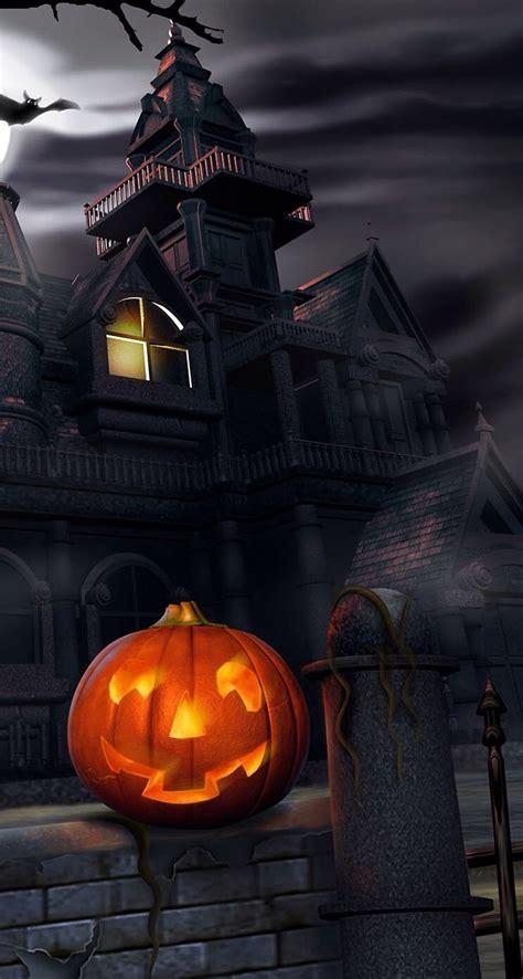 happy halloween halloween iphone wallpaper atmobile