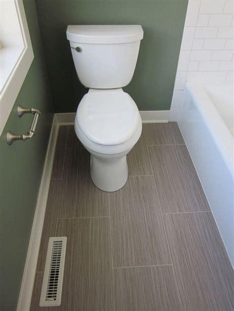nice contemporary small bathroom  vinyl flooring ideas