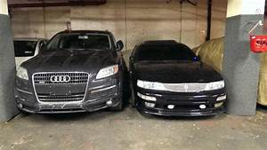 Garage Audi 92 : how do you fit your q7 in the garage audiworld forums ~ Gottalentnigeria.com Avis de Voitures