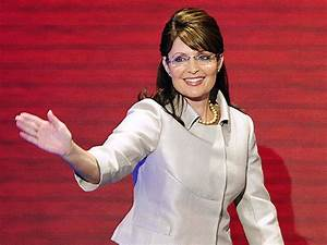 Sarah Palin's Trump Endorsement Jacket Is Very Spangly and ...