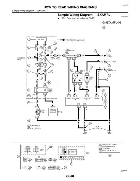 xterra fuel pump wiring diagram wiring schematic