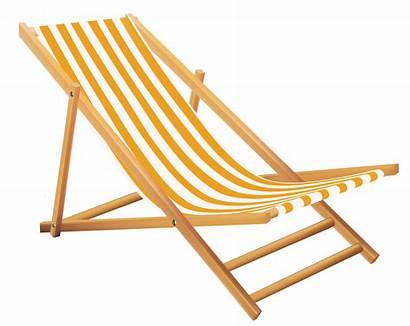 Chair Transparent Clipart Lounge Furniture Deck Chairs