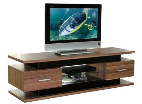 contoh rak tv kayu desain interior pinterest
