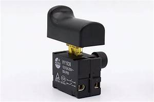 Kedu Hy15 250v 5e4 On Off Switch For Power Tool
