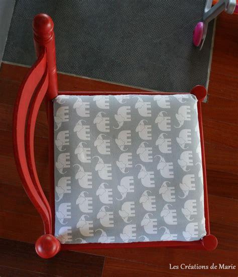 relooker une chaise relooker une chaise en paille 28 images comment