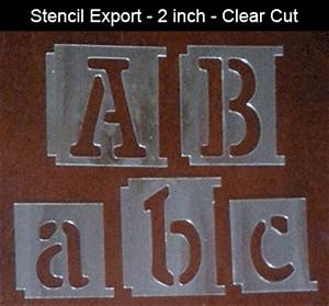 stencil export alphabet stencil set sp stencils With stencil sets numbers letters