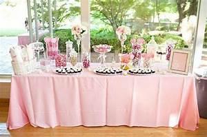 Bar A Bonbon Mariage : bar a bonbons mariage rose bonbon rose poudre et argent ~ Melissatoandfro.com Idées de Décoration