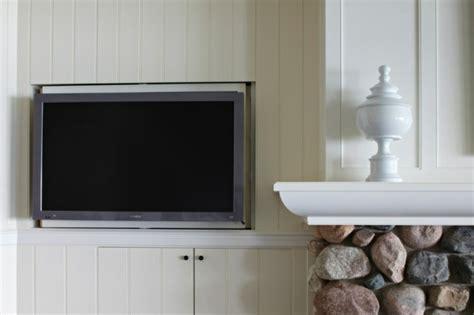 Fernseher Hinter Bild Verstecken by Neue Strategien Zum Verstecken Vom Tv