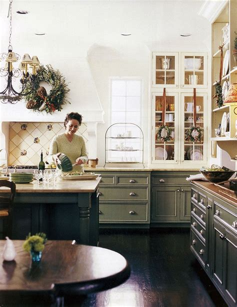white kitchen cabinets with lower cabinets kitchen with green base cabinets and white