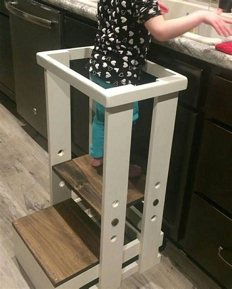 safe toddler stool child safety kitchen stool mommys