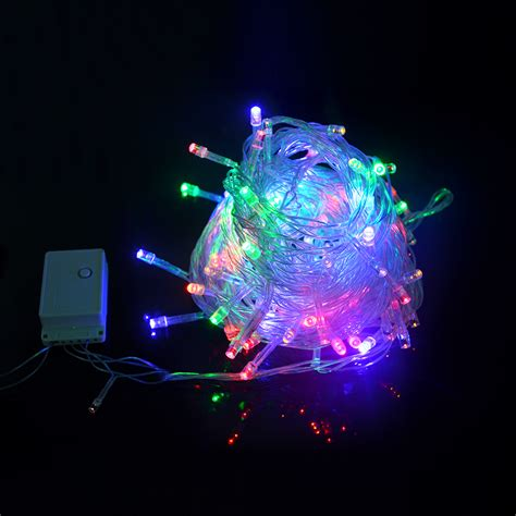 eu us pulg 110v 220v led holiday christmas string lights