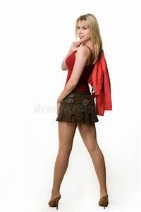Frau Im Bild : frau im minirock stockfoto bild von jacke stehen rock 5369096 ~ Eleganceandgraceweddings.com Haus und Dekorationen