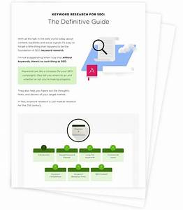 Keyword Research For Seo  The Definitive Guide  2020 Update