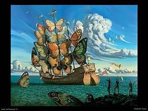 Vladimir kush, Surrealism and Blog on Pinterest