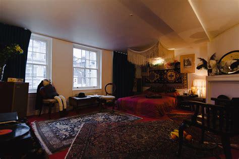 jimi hendrixs london bedroom highsnobiety