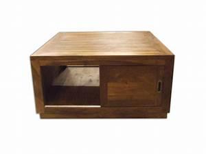 Table Basse Tendance : table basse tiroir tendances decos ~ Teatrodelosmanantiales.com Idées de Décoration