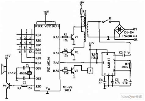 Hotline Automatic Dialing Devices Circuit Diagram Signal