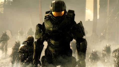 Halo Pc Gaming Video Games Halo 4 Wallpapers Hd
