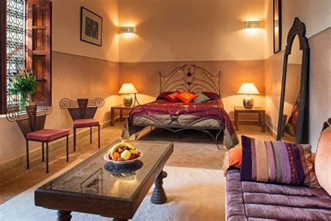 marocain la chambre décoration chambre style marocain