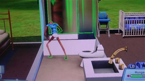 sims freeplay baby bathroom sims 3 glitch toddler taking a bath