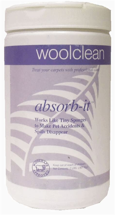 Wool Carpet Cleaner   Eliminate Pet Urine Odor