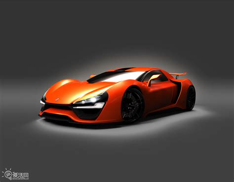 trion nemesis 性能直逼柯尼塞格 trion supercars意欲打造2000马力超跑 爱活网 evolife cn