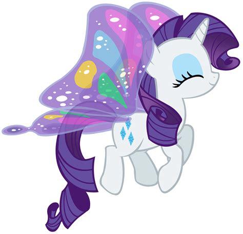 imagen fanmade rarity butterflypng wiki mi pequeno
