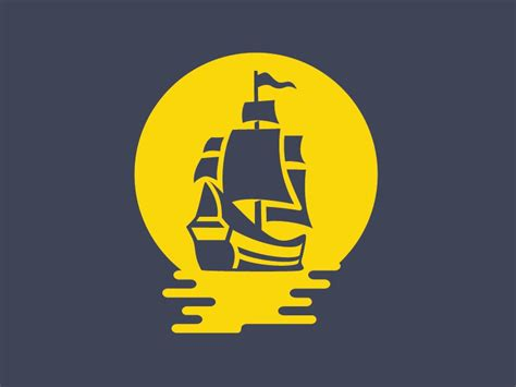 Ship Logo by Samadara Ginige on Dribbble