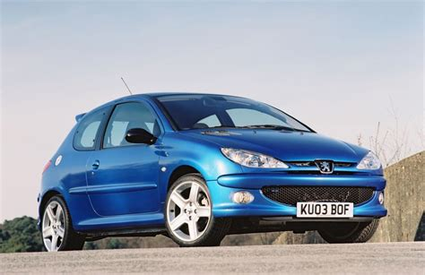 Peugeot 206 Gti by Peugeot 206 Gti Review 1999 2006 Parkers