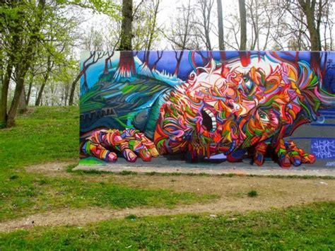 Street Art By Artflymovie Street Artist Shaka's Amazing