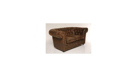canapé vintage achetez votre canapé chesterfield vintage 2 places pas