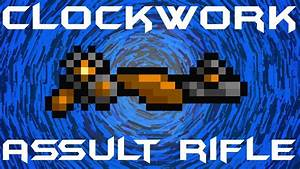 How To Make Laser Sword In Terraria  terraria laser rifle