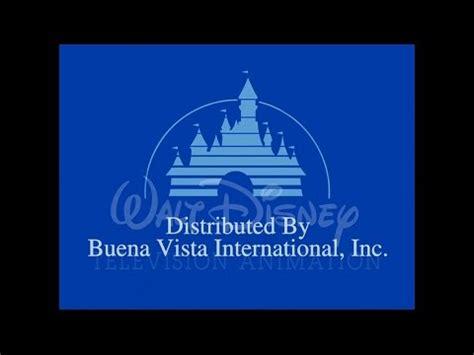 walt disney television animationbuena vista international