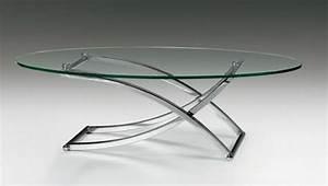 Couchtisch Glas Oval : couchtisch glas metall oval 849 ~ Orissabook.com Haus und Dekorationen