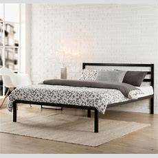 [review] Zinus Modern Studio 1500h Bed Frame  Cozy Home 101
