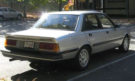 peugeot 505 usa 1986 peugeot 505 turbo bring a trailer