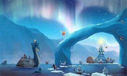 Pokemon Fanpop Christmas Wallpapers Cool Desktop Ice