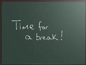Break time school favourite teacher children blackboard ...